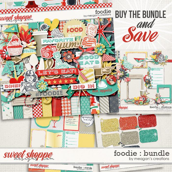 Foodie : Bundle by Meagan's Creations