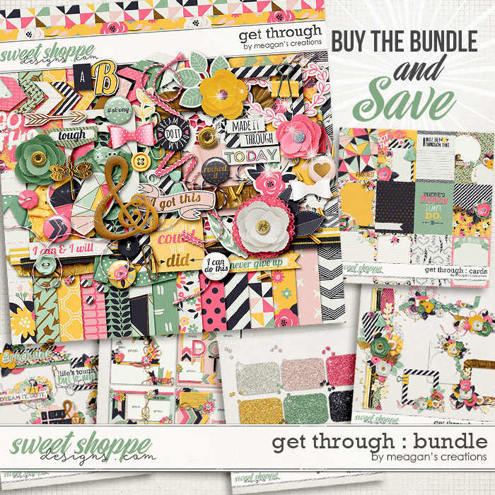 Get Through : Bundle by Meagan's Creations
