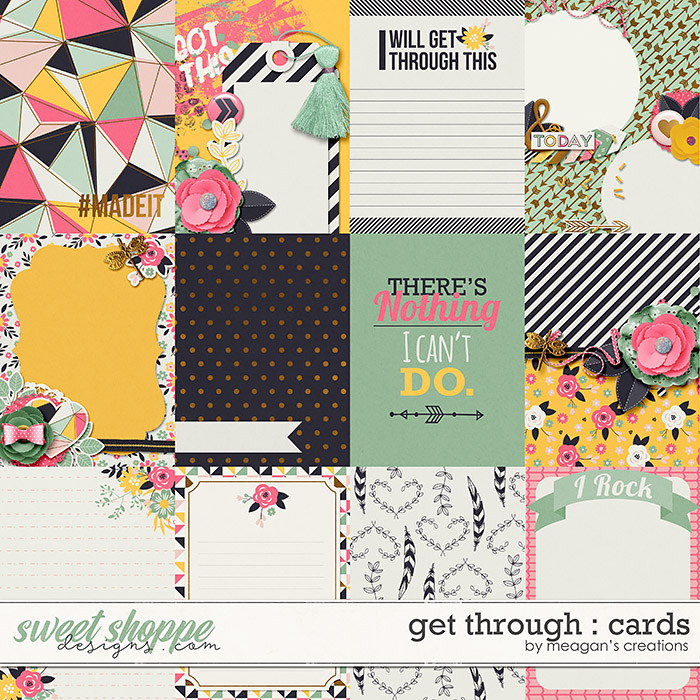 Get Through : Cards by Meagan's Creations