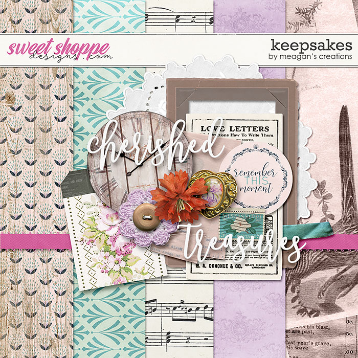 Keepsakes Mini by Meagan's Creations