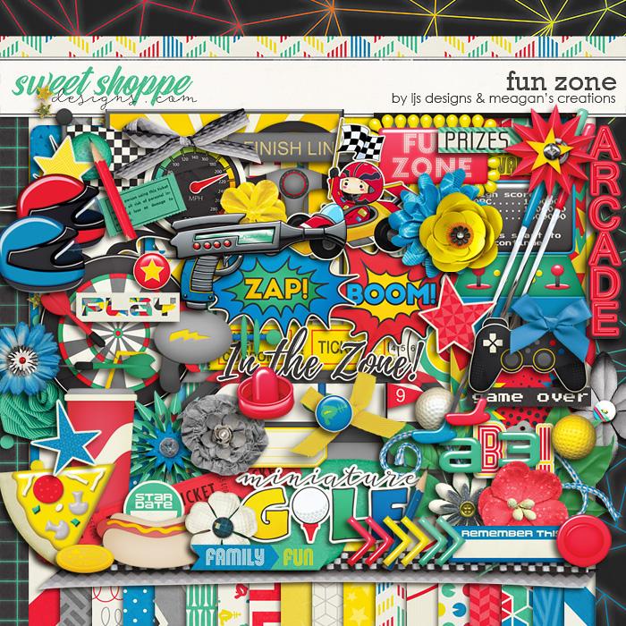 Fun Zone by LJS Designs & Meagan's Creations