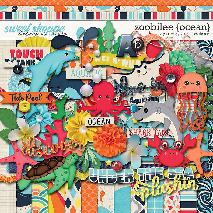 Zoobilee {Ocean} by Meagan's Creations