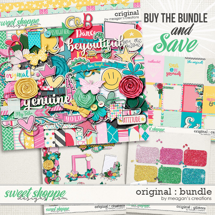 Original : Bundle by Meagan's Creations