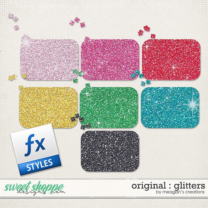 Original : Glitters by Meagan's Creations