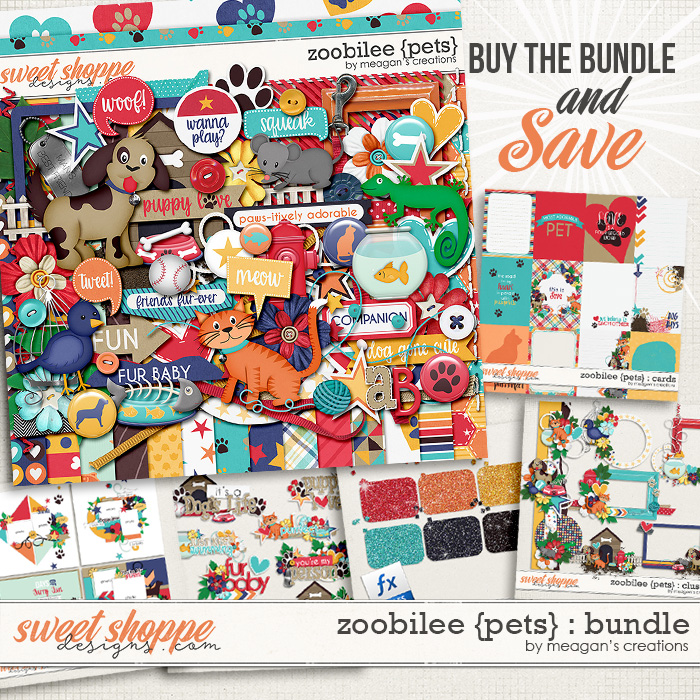 Zoobilee {Pets} : Bundle by Meagan's Creations