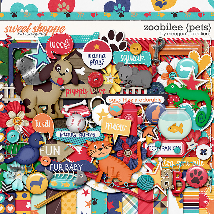 Zoobilee {Pets} by Meagan's Creations