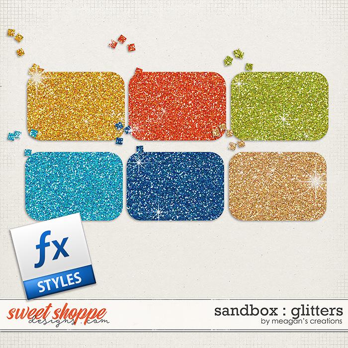 Sandbox : Glitters by Meagan's Creations
