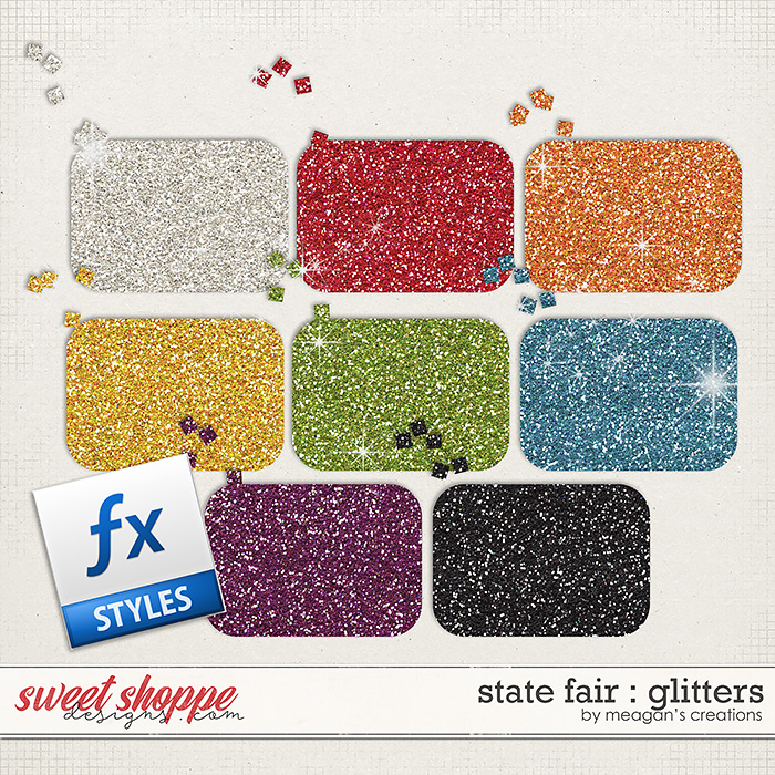 State Fair : Glitters by Meagan's Creations