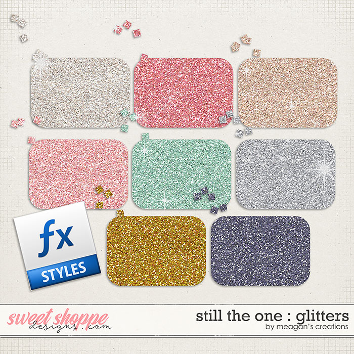 Still the One : Glitters by Meagan's Creations