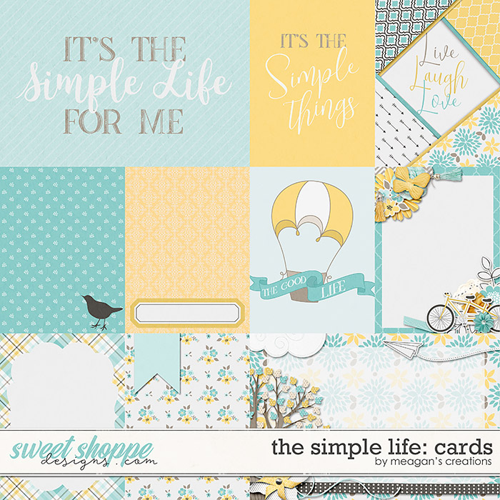 The Simple Life: Cards by Meagan's Creations