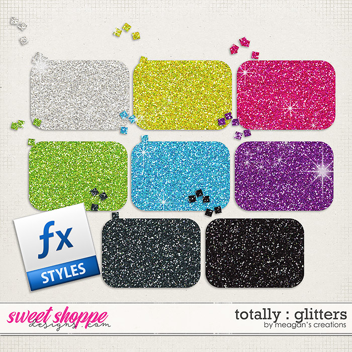Totally : Glitters by Meagan's Creations