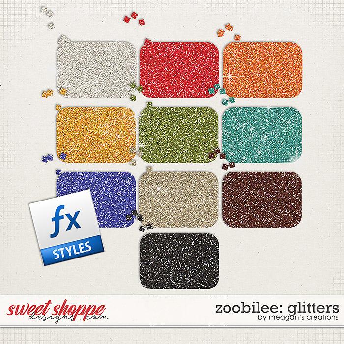 Zoobilee: Glitters by Meagan's Creations