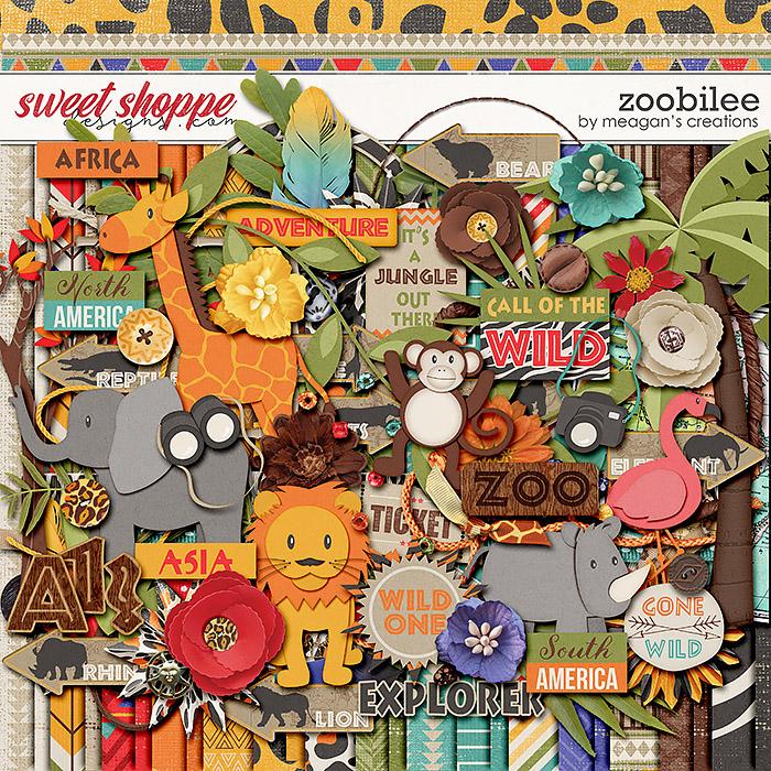 Zoobilee : Kit by Meagan's Creations
