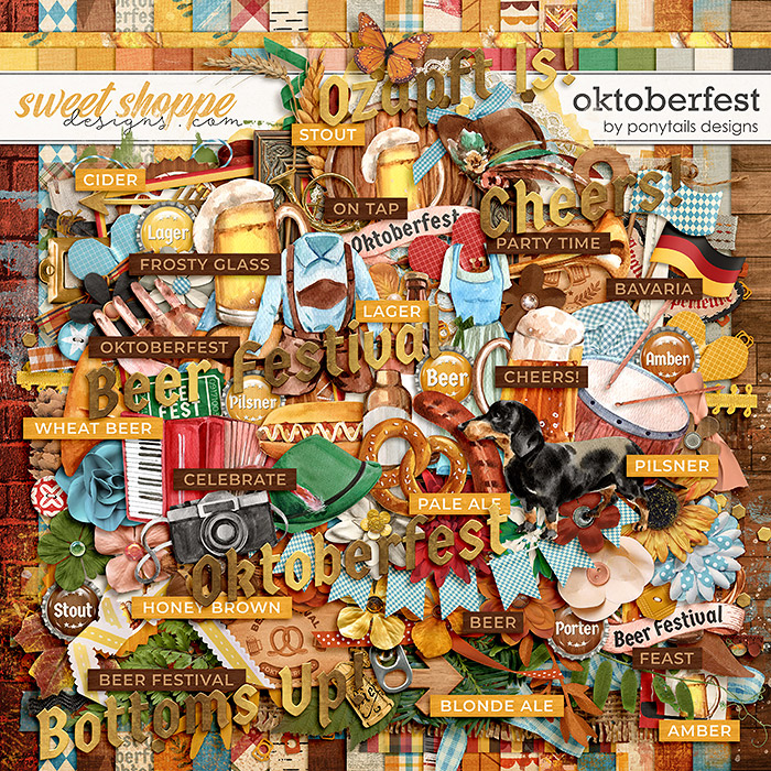 Oktoberfest by Ponytails