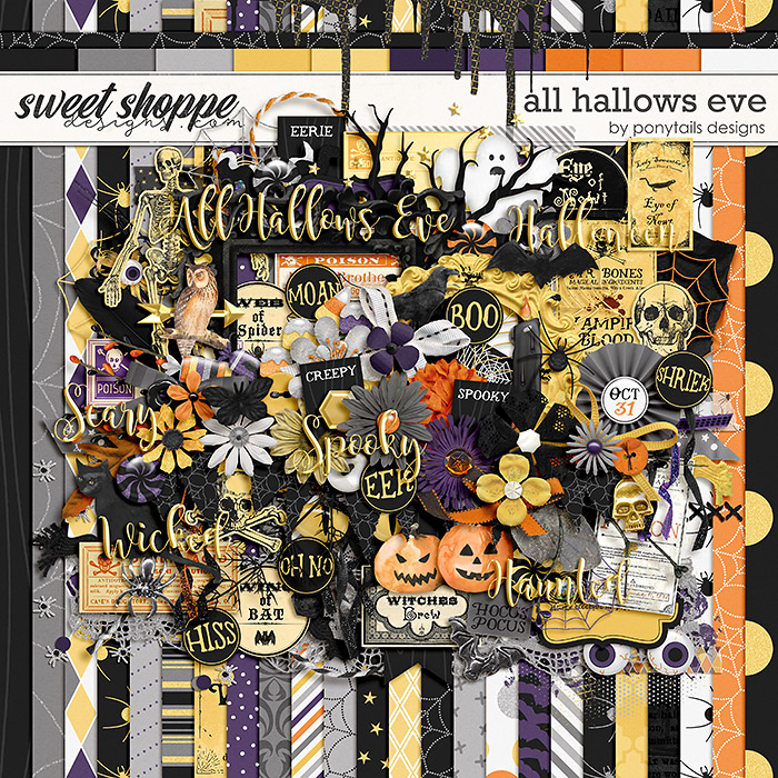 All Hallows' Eve by Ponytails