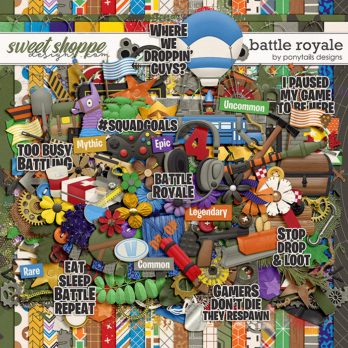 Battle Royale by Ponytails