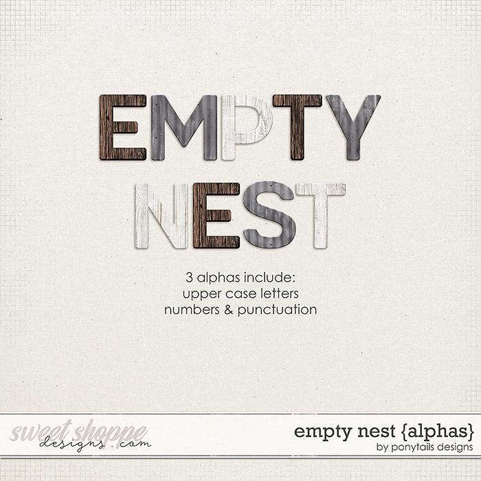 Empty Nest Alphas by Ponytails