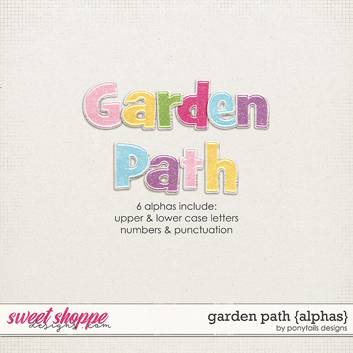 Garden Path Alphas by Ponytails
