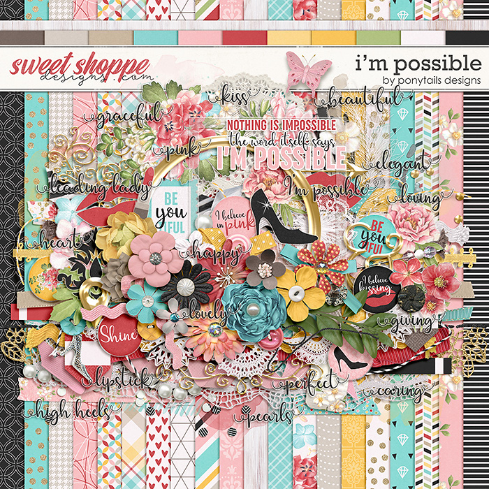 I'm Possible by Ponytails