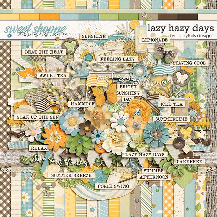 Lazy Hazy Days by Ponytails