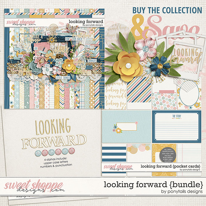 Looking Forward Bundle by Ponytails