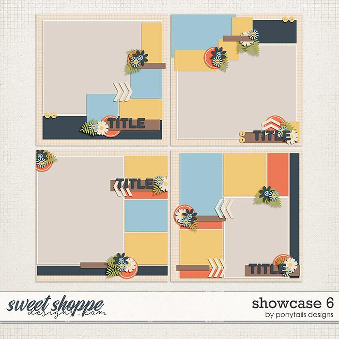 Showcase 6 by Ponytails