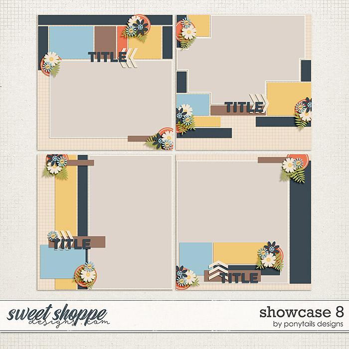 Showcase 8 by Ponytails
