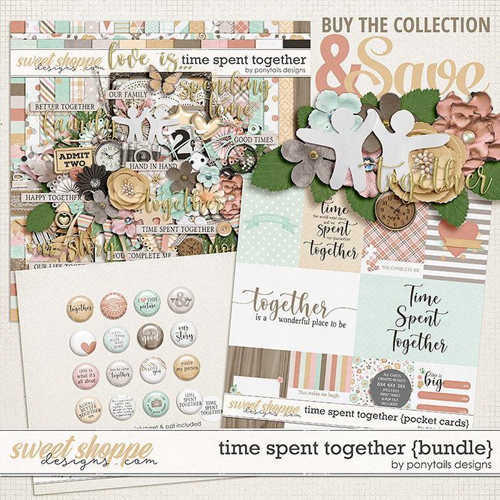 Time Spent Together Bundle by Ponytails