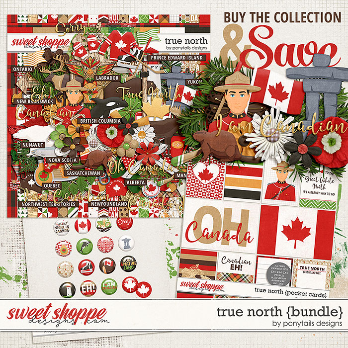 True North Bundle by Ponytails