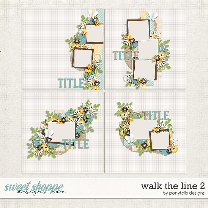Walk the Line 2 by Ponytails