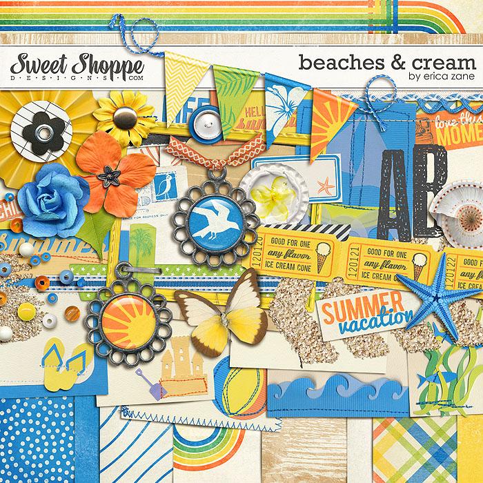 Beaches & Cream by Erica Zane
