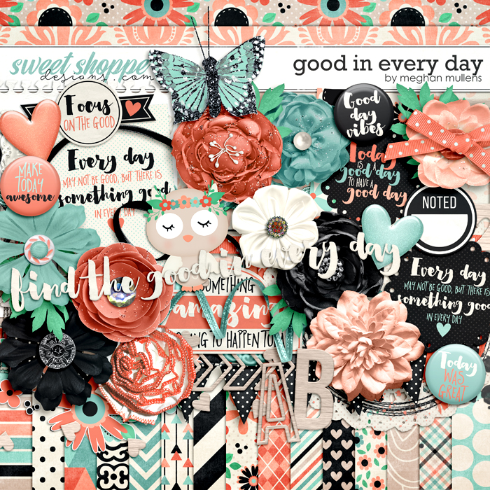 Good In Every Day by Meghan Mullens