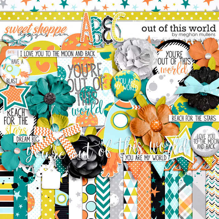Out Of This World-Kit by Meghan Mullens