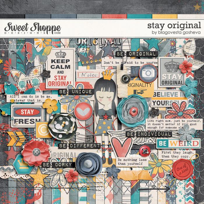 Stay Original by Blagovesta Gosheva