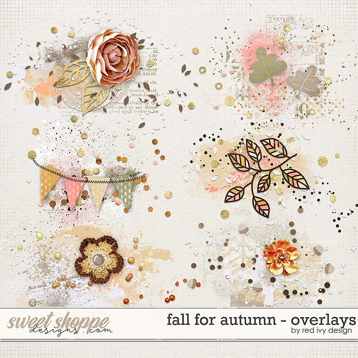 Fall for Autumn - Overlays by Red Ivy Design