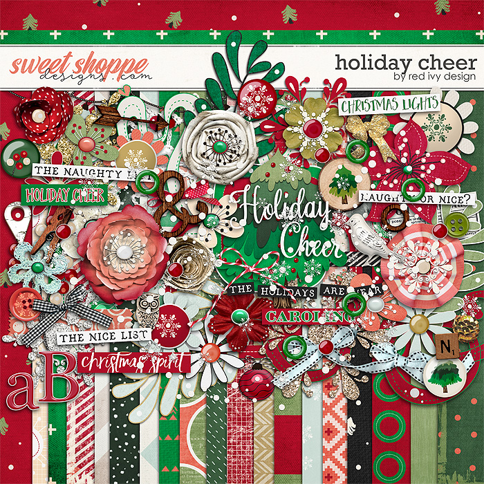 Holiday Cheer by Red Ivy Design