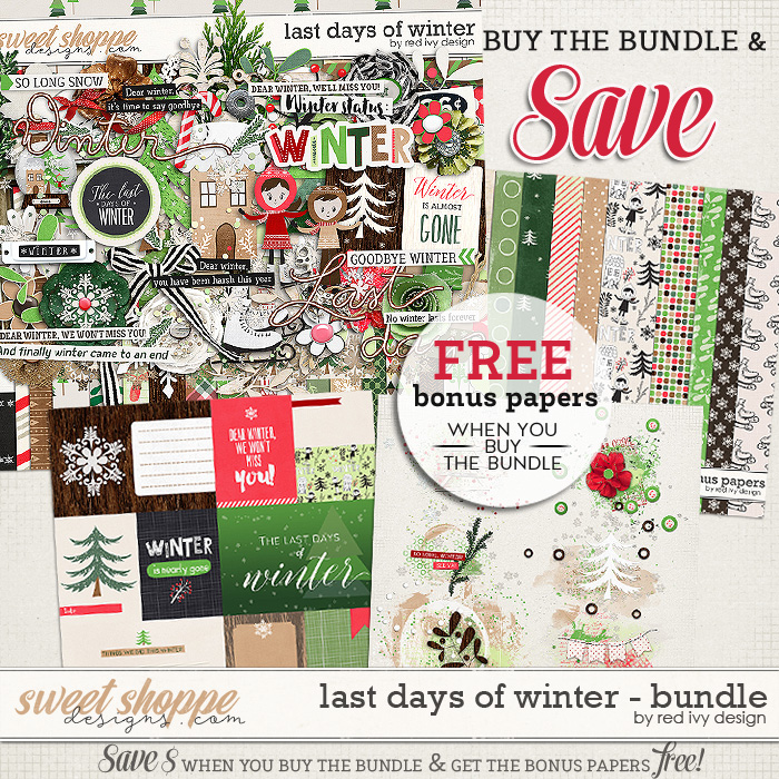 Last Days of Winter - Bundle