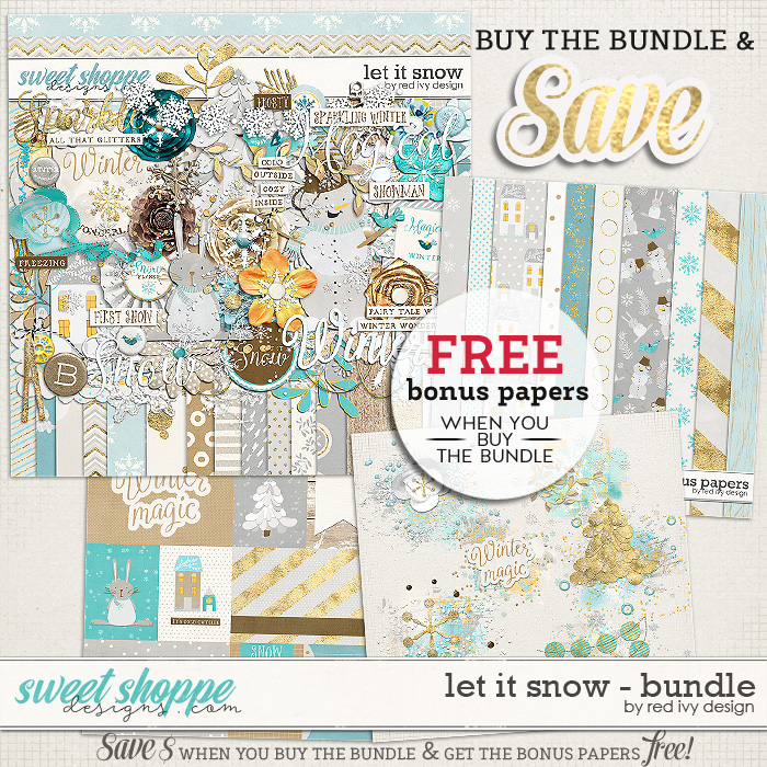 Let It Snow - Bundle