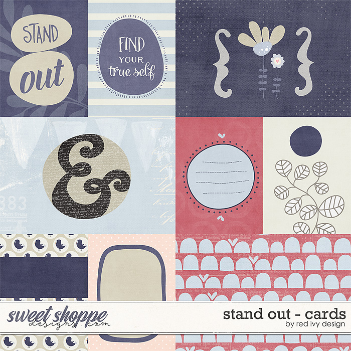 Stand Out - Cards by Red Ivy Design