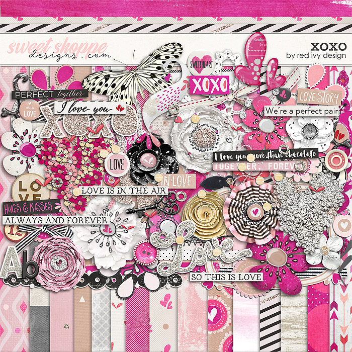 XOXO - by Red Ivy Design
