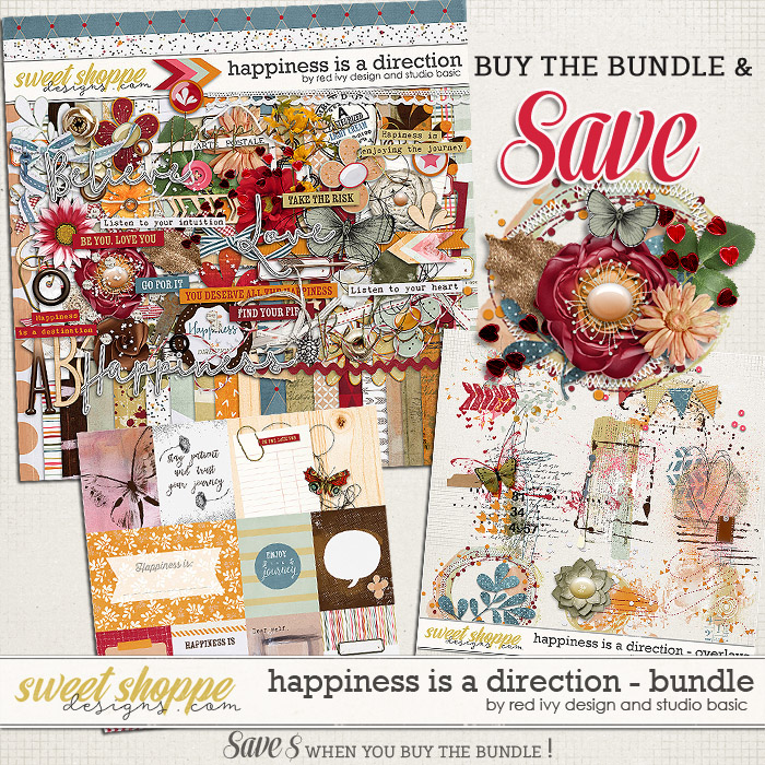 Happiness Is A Direction - Bundle