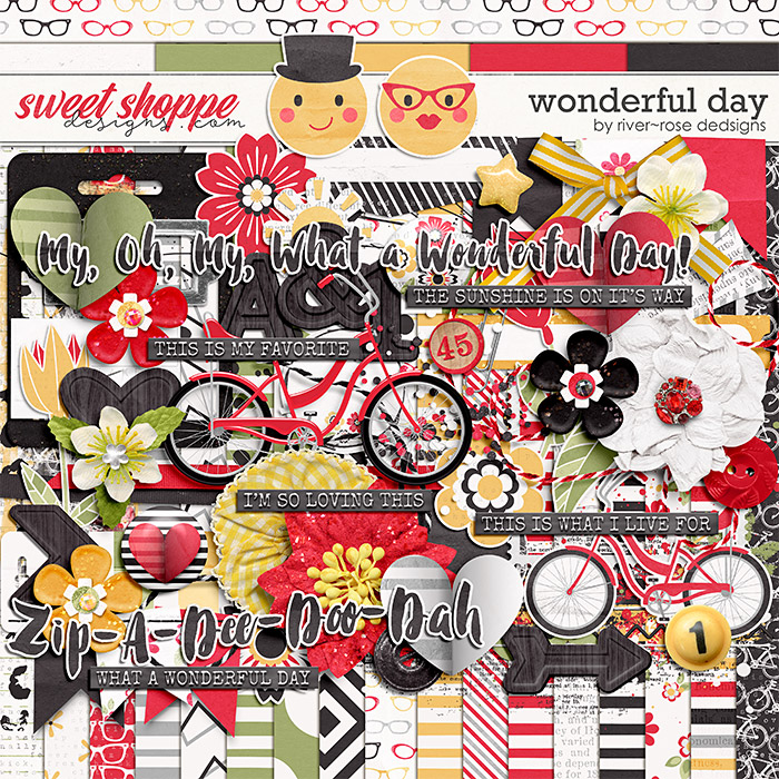 Wonderful Day by River Rose Designs