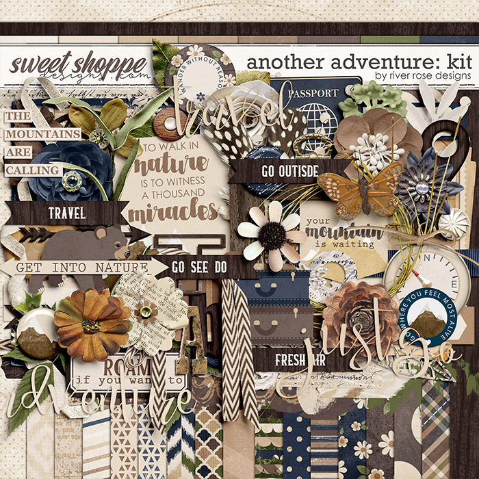 Another Adventure: Kit by River Rose Designs