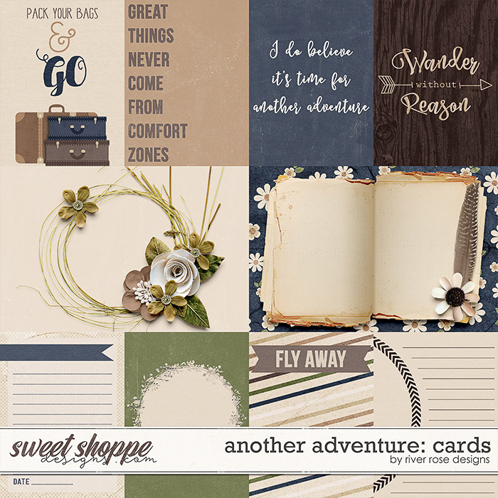Another Adventure: Cards by River Rose Designs