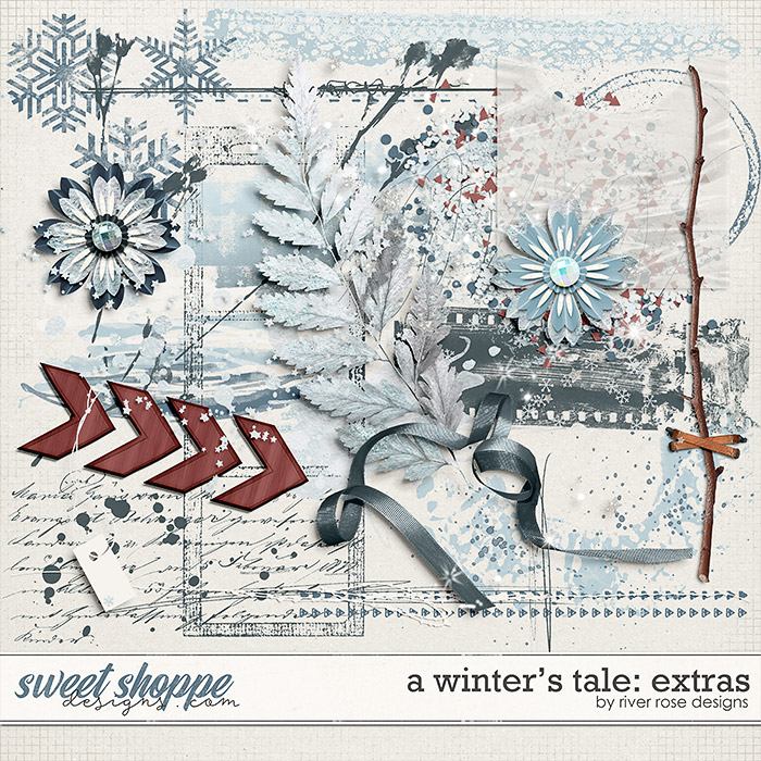 A Winter's Tale: Extras by River Rose Designs