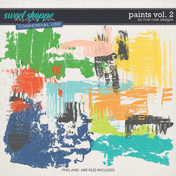 CU Paints Vol. 2 by River Rose Designs