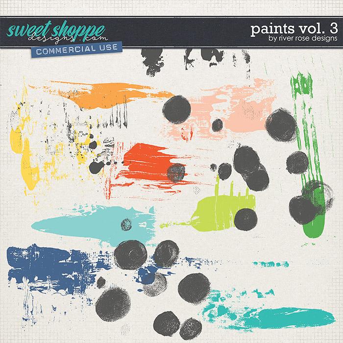 CU Paints Vol. 3 by River Rose Designs