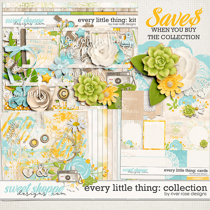 Every Little Thing: Collection by River Rose Designs