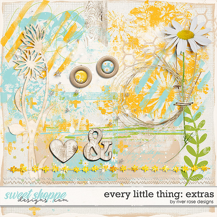 Every Little Thing: Extras by River Rose Designs
