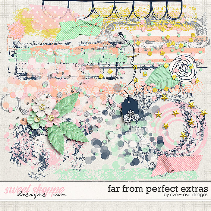 Far From Perfect Extras by River Rose Designs